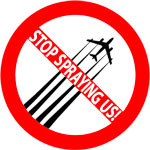 Stop Spraying Us!